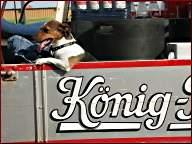 Köpi-Kutsche auf Juist. Bild: UVS
